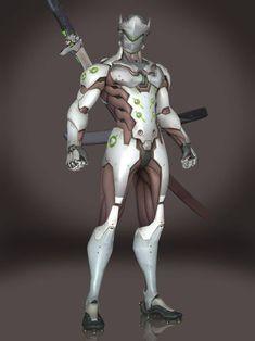 Genji (Oni) by Sticklove on DeviantArt Widowmaker, Overwatch, Genji Oni, Texture Packs, Model Pictures, Kamen Rider, Fan Art, Deviantart, Artist