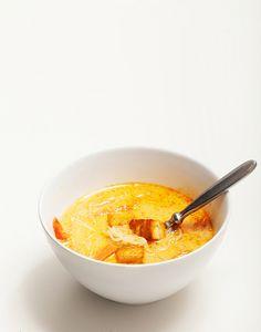 ... Soup on Pinterest | Soups, Butternut Squash Soup and Coconut Milk Soup