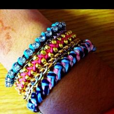 bracelets by clarice.george.7
