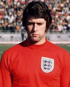 Geoff Hurst remains the only player to have scored three goals in a World Cup final (when England beat Germany in English Football Teams, British Football, Football Icon, Retro Football, Football Soccer, Football Shirts, Seattle Sounders, Europa League, England Football Players