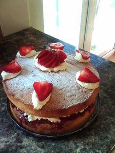 Helene's bday cake