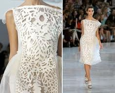 laser cutting fashion