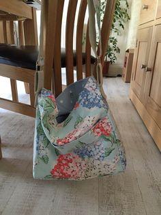 Summer bag fabric Cath kidston