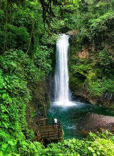 Mother Nature's Splendor ❝ Hidden in the rainforest of Costa Rica - La Paz Falls II ❞  photo by Friar Rick