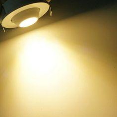 Fixe Spot Encastré Blanc Mat GU10 Halogène ou DEL lampe Saxby Cast