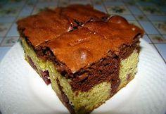 Meggyes-kakaós sütemény