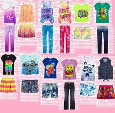justice clothes | Justice Clothes Outfits Justice outfits. via leah strong