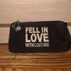 Juicy Couture Makeup Bag Juicy Couture Makeup Bag. Juicy Couture Bags Cosmetic Bags & Cases