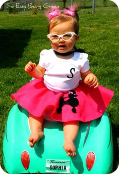 poodle skirt birthday party - Google Search