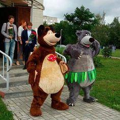 Наши Мишки поздравляли Елен с днём рождения! Живая открытка - это яркое позитивное и оригинальное поздравление! Такой сюрприз всегда приносит много эмоций, улыбок и дарит отличное настроение!  По всем вопросам пишите в Директ . #клоуныминск #клоуны #дети #balu #машаимедведь #bear  #bear  #mashabear  #happybirthday  #happybirtday  #happydays  #kids #partyideas #ростовыекуклы #аниматоры #аниматорыминск #детскийпраздник  #decorbaby #шары #детиминск  #minskcity #hero_holidays  #детскийп...