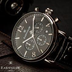 Thomas Earnshaw Investigator Chronographs