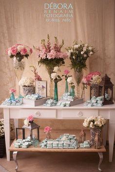 Decoração de Casamento Provençal   Noivinhas de Luxo: