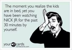 It's happened to all of us one time or another!