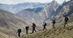 There are various places in India where you can go for trekking,as in there is the great Himalayan range which is regarded as heaven for trekkers.Destinations like ladakh and sikkim are famous for trekking.Trekkers and mountaineers from all the over the world come to India for trekking and Mountain climbing.Rediscover India provides the best package for Trekking in India and nepal.