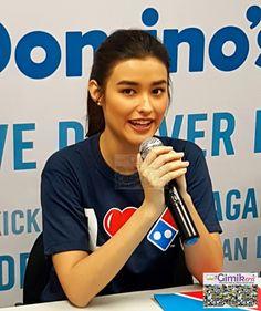 Domino's and Liza Soberano: A Perfect Pizza Partnership! - The Gimikera Domino's Pizza, Perfect Pizza, Liza Soberano, Face, The Face, Faces, Facial