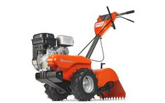 The CRT900 is ideal for frequent use - ploughing, cultivation and ridging.
