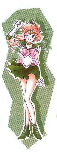 Sailor Jupiter - sailor-senshi Photo