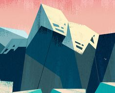 Travel Posters 2 on Behance