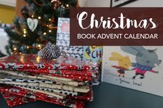 Last year I saw a few bloggers were doing a Christmas Book Advent Calendar for their children, where they had wrapped up 24 books – one for each day in the lead up to Christmas Day. This year…