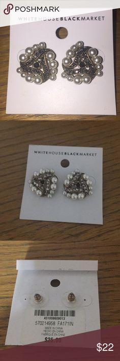 NWT White House Black Market Earrings NWT White House Black Market Earrings White House Black Market Jewelry Earrings