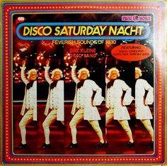 Lounge Legends: Eine Kleine Disco Band-Disco Saturday Nacht (1978)
