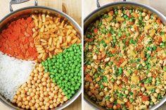 20 recettes débordantes de protéines et sans viande