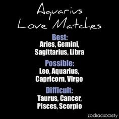 Aries best love compatibility