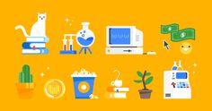 Google AdSense - #beintheknow on Behance
