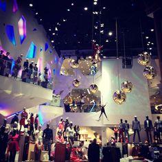 H & M Store front | Forum Shops, Las Vegas