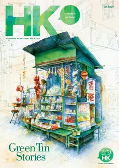 Issue #940 : Green Tin Stories