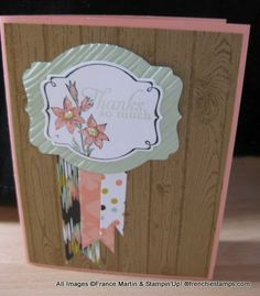 Stamp & Scrap with Frenchie: Stampin'Up! Sale a Bration Free Product