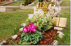 Garden plot, Bologna cemetery ~ rocksea & sarah photography