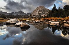 An approximate 36 mile loop starting at Road's End in Kings Canyon National Park. Elevations range from 5,000 to 12,000 feet! The ideal time for this trip to occur would be in the summer time aroun...