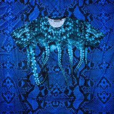 #octopus #octopusbrand #octopustee #fw15 #madeinitaly #polipo #tentacoli #tentacles