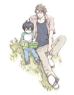 Young Ginoza and Masaoka. Adorbs <3