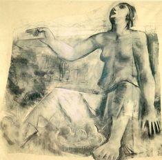 Mario Sironi (Sassari, 12 maggio 1885 – Milano, 13 agosto 1961). Insieme a Umberto Boccioni e Fortunato Depero è considerato il più autorevole ed originale pittore italiano legato alle esperienze evoluzionistiche del Futurismo italiano su scala europea.