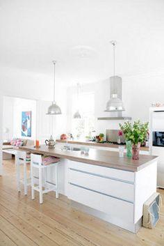 Cocinas Blancas | Decoracion.IN