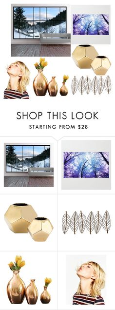 """View"" by efrat-kazoum ❤ liked on Polyvore featuring Global Views and New View"