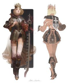 Ideas For Hero Concept Art Character Design Armors Fantasy Character Design, Character Design Inspiration, Character Concept, Character Art, Concept Art, Writing Inspiration, Fantasy Characters, Female Characters, Dungeons E Dragons