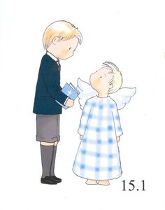 D 0510201-15 (4) - Dibujos de recordatorios de primera comunión ...
