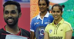 Congrats & Best wishes to Saina Nehwal, PV Sindhu, Prannoy Kumar who are yet to play their 2nd round today. #SportsNews #Chennaiungalkaiyil.