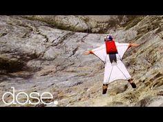 Shane McConkey Freeskier & Base Jumper @ Tribeca Film Festival