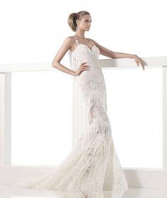 CARELI, Wedding Dress 2015