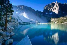 Turquoise Lake, The Sierra Nevada, CA