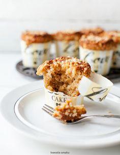 Muffiny jabłkowe