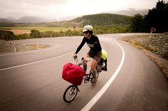 Christchurch by russroca.com...touring New Zealand on folding bikes.