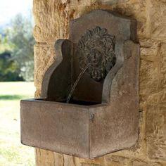 Wandbrunnen Bettange | LOBERON. Coming Home