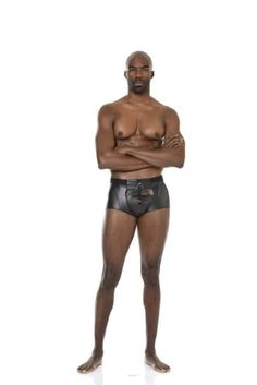 Men`s Boxer Konan Body Dessous, Der Boxer, Der Gentleman, Lingerie For Men, Hommes Sexy, Wet Look, Black Men, Shirts, The Originals