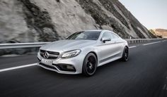 $100,000. Meet the luxury Mercedes-AMG C63 that is one hell of a drive.