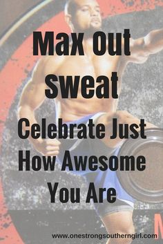 Insanity Max:30 Max Out Sweat-One Strong Southern Girl-Get ready to 'Power Move' your body into shape. This Max:30 routine is incredible. I'll tell you why.